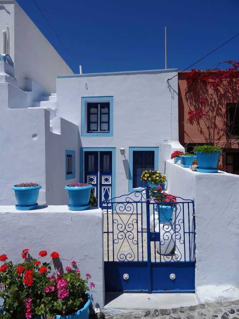 Travel to Greece: Santorini Island