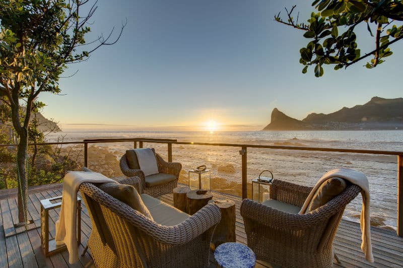 Tintswalo: An Oceanside Luxury Boutique Lodge