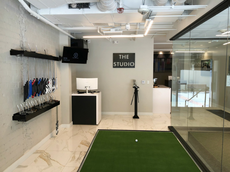 True Spec Golf Fitting Studio in Beverly Hills #golf #beverlyhills #bevhillsmag #beverlyhillsmagazine