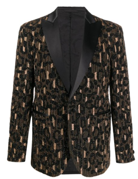 Versace Jackets Beverly Hills Magazine Fashion Blogger Style for men
