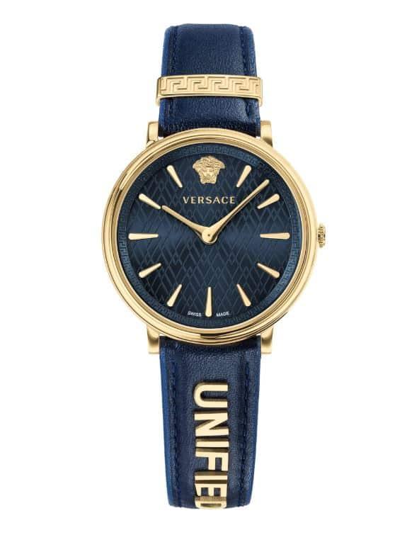 Versace Manifesto Watch. BUY NOW!!! #jewelry #shop #jewels #earrings #fashion #style #versace #watches #cool #watch #beverlyhills #beverlyhillsmagazine #bevhillsmag
