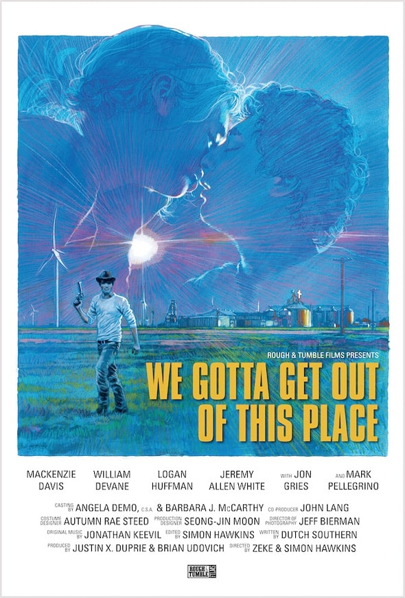 'We Gotta Get Out Of This Place' Movie
