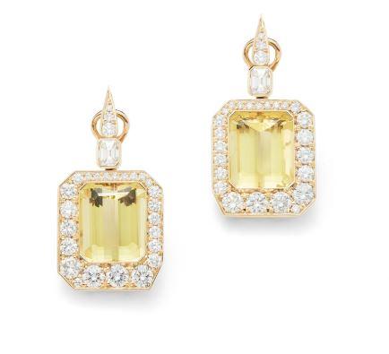 Vram One-Of-A-Kind Earrings. BUY NOW!!! #diamonds #rings #diamond #earrings #silver #bracelets #jewels #pink #gemstones #beautiful #gems #beverlyhills #beautiful #shopping #shop #BevHillsMag