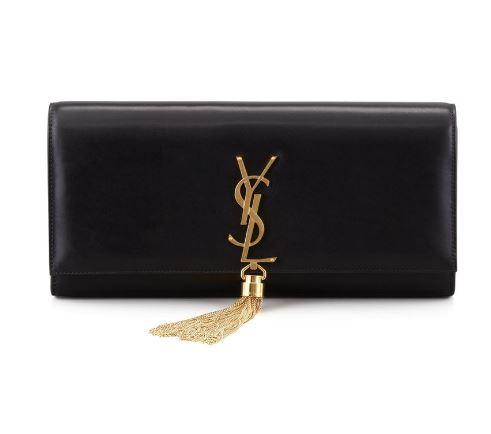 Saint Laurent Clutch. BUY NOW!!! #fashion #style #ysl #purses #handbags #shop #beverlyhills #shopping #beverlyhillsmagazine