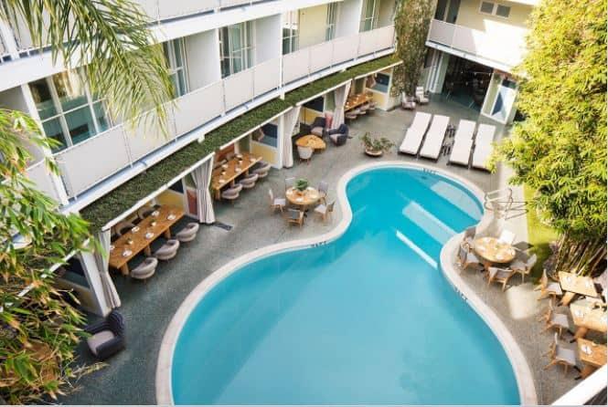 Avalon Beverly Hills For NYE