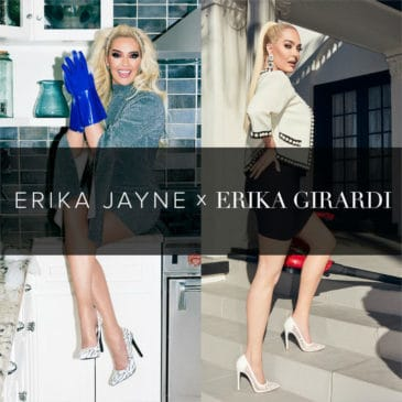 SHOEDAZZLE X ERIKA JAYNE COLLECTION. SHOP TODAY! #fashion #style #shop #shopping #clothing #beverlyhills #shoes #designer #manoloblahnik #highheels #shoes #heels #beverlyhillsmagazine #bevhillsmag #erikajayne #erikagirardi