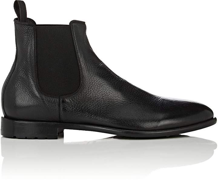 Men's Washed Leather Chelsea Boots. BUY NOW!!!