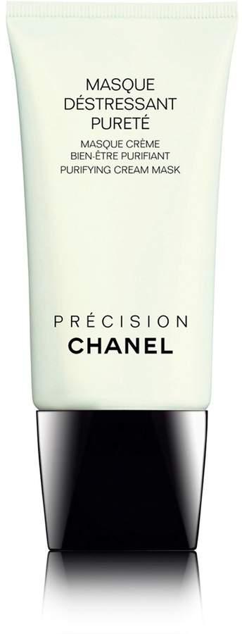 CHANEL Purifying Mask. BUY NOW!!! #beverlyhillsmagazine #beverlyhills #bevhillsmag #makeup #beauty