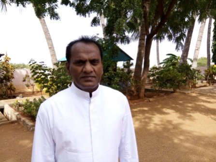 Meet Fr. Jesu Sathianathen, Director of the Orphanage in India