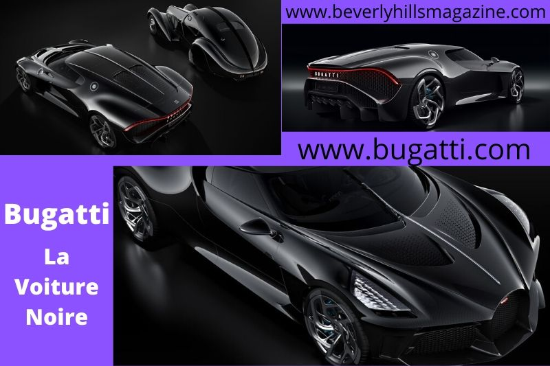 Luxury Masterpiece: The Bugatti La Voiture Noire #luxurycars #dreamcars #coolcars #carmagazine #fastcars #cars #beverlyhills #beverlyhillsmagazine #bevhillsmag #bugatti #bugattilavoiturenoire