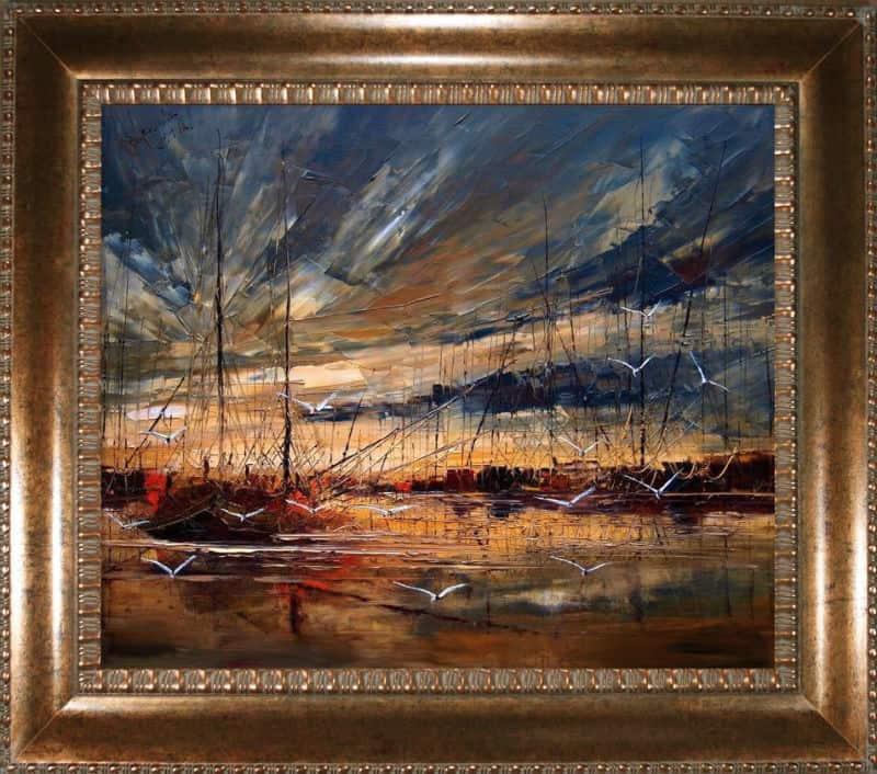 Exceptional Fine Art By Artist Justyna Kopania #art #masterpiece #artist #painter #beautiful #painting #love #life #paint #bevhillsmag #beverlyhillsmagazine