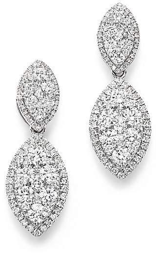 Double Marquise Diamond Earrings. BUY NOW!!!