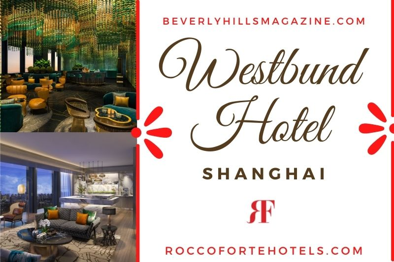 The Westbund Hotel: Stylish & Imaginative in Shanghai