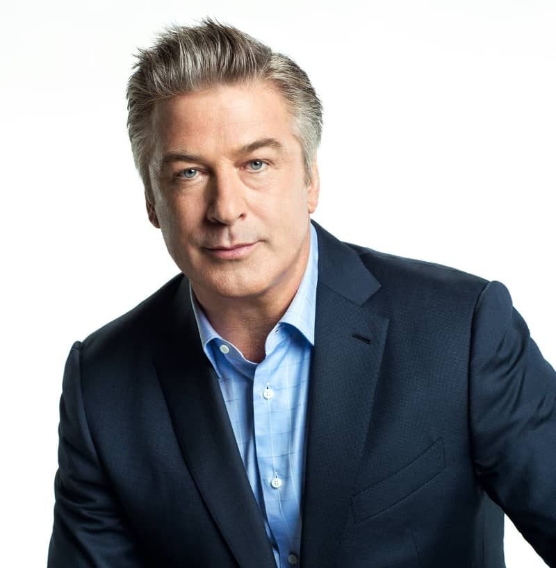 Headshot of Alec Baldwin Hollywood ACtor