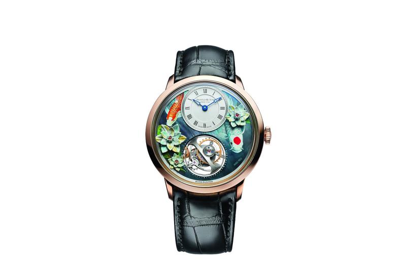 arnold&son unveils new ultrathin tourbillon watch: #beverlyhills #beverlyhillsmagazine #luxurywatch #arnold&son #ultrathintourbillonkoiwatch #tourbillon #tourbillonwatch