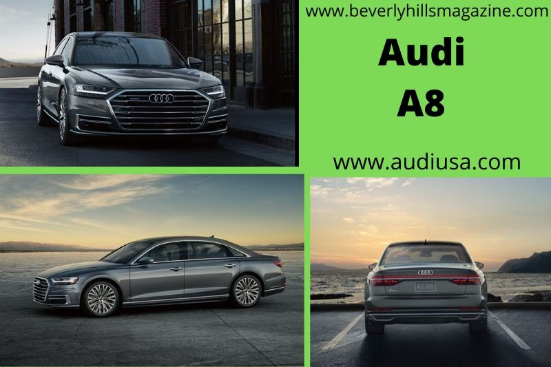 Luxury Car for The Year: The Audi A8 2020# dream cars#luxury cars#fast cars#cars#cool cars#beverly hills# beverly hills magazine