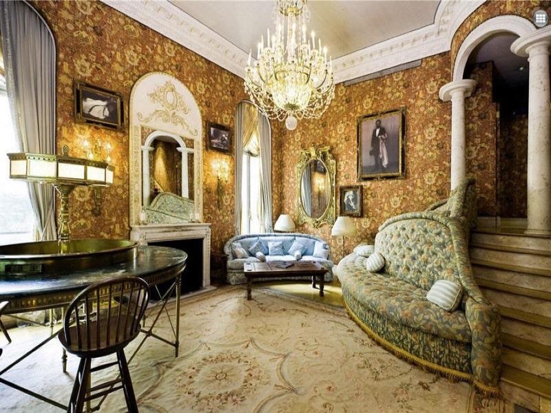 Joan Rivers' Palatial Penthouse