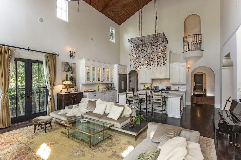 Anne Heche's Charming Los Angeles Home