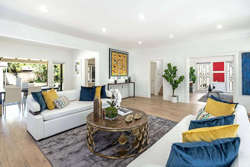 Meghan Markle's Los Angeles Home