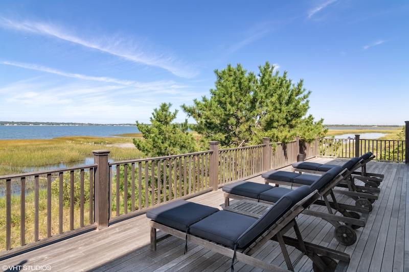Mel Brooks & Anne Bancroft's Luxury Beach Cottage