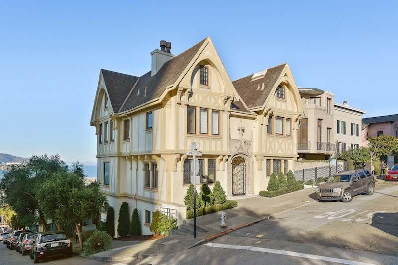 Nicolas Cage's San Francisco Home