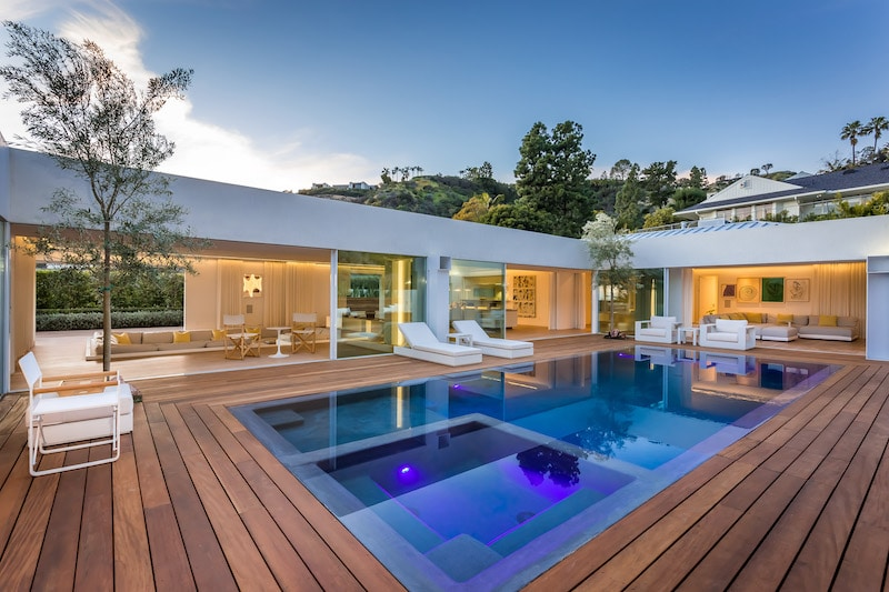Orlando Bloom's Beverly Hills Home