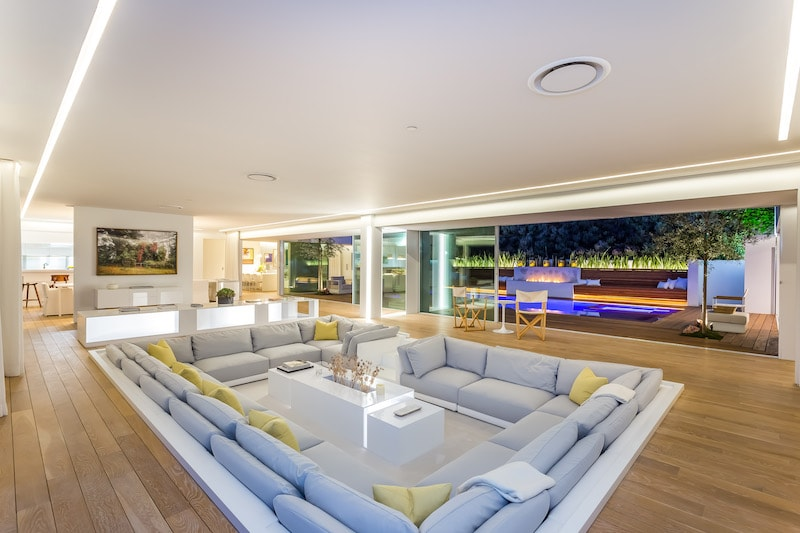 Orlando Bloom's Beverly Hills Home