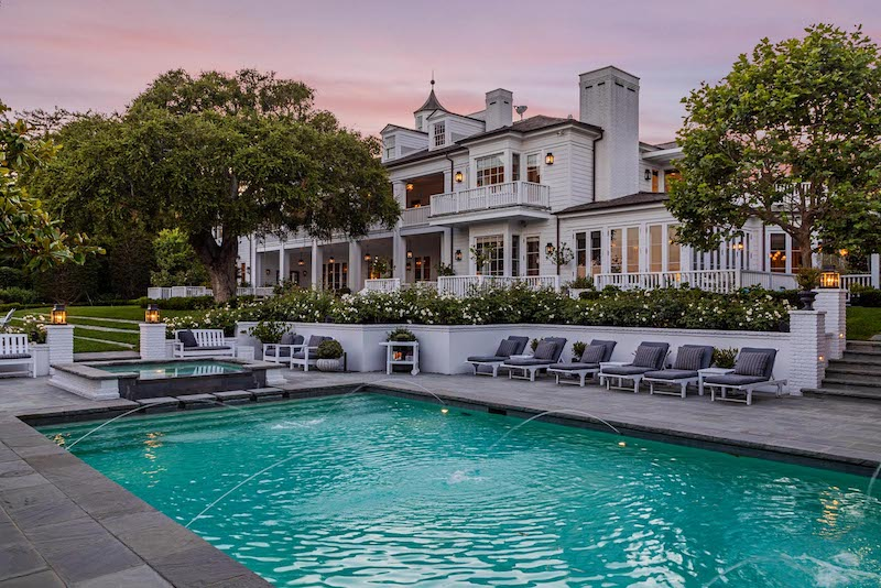 Rob Lowe's Breathtaking Luxury Estate