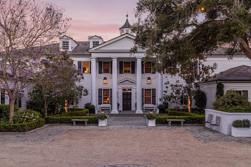 Rob Lowe's Breathtaking Luxury Estate