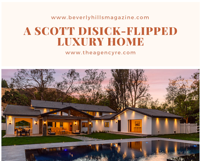 A Scott Disick-Flipped Luxury Home