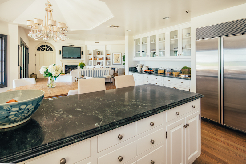Producer Steve Chasman's Pacific Palisades Home