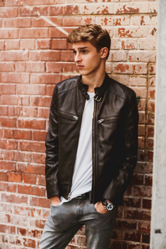 Rising Christian Music Star: Coby James