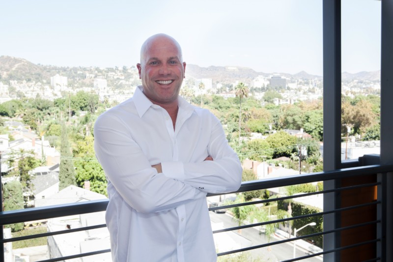Hitting Bottom at the Top: Darren Prince #darrenprince #hollywoodspotlight #hollywood #beverlyhills #beverlyhillsmagazine #books
