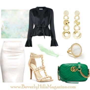 Elegant Pearl Style- #bevhillsmag #BevHillsMag #beverlyhillsmagazine #fashion #style #newstyles #fashionblog #shop #shopping #clothes #fashionworld #fashionmagazine #instyle #stylemagazine
