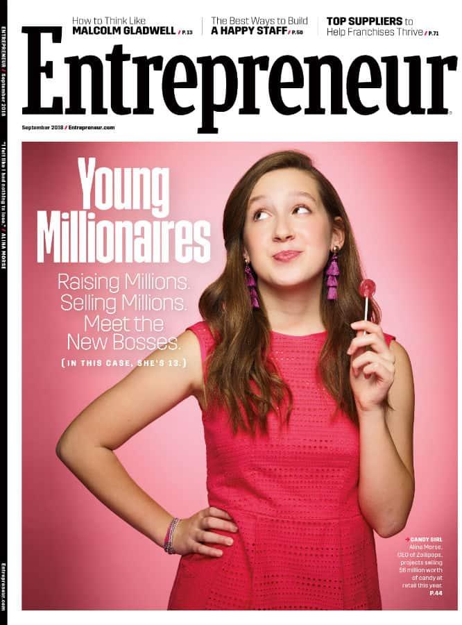 13 Year Old #Millionaire #business #success #entreprenuer #beverlyhills #beverlyhillsmagazine #bevhillsmag #healthy #candy #zollipops