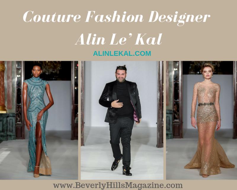 Fashion World: Australian Designer Alin Le' Kal #fashion #style #fashionworld #fashiondesigner #bevhillsmag #beverlyhillsmagazine #beverlyhills