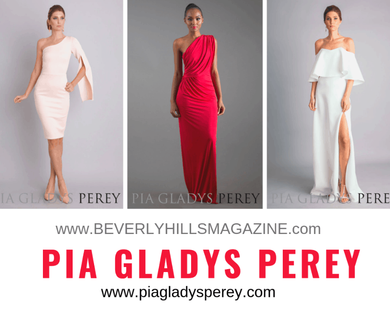 Fashion Designer For Royalty: Pia Gladys Perey #fashion #style #shopping #dresses #gowns #beautiful #dress #piagladysperey #pgp #beverlyhills #beverlyhillsmagazine #bevhillsmag #BevHillsMag #fashiondesigner #fashiondesign #royalty #royal