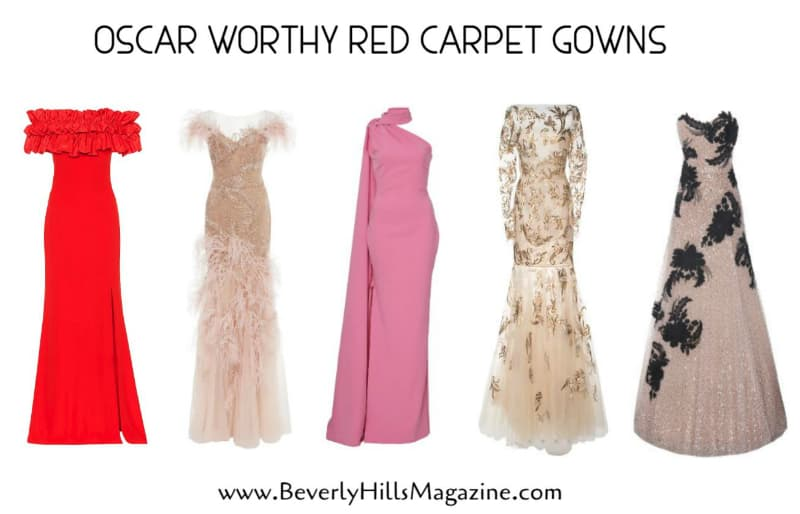 5 Oscar Worthy Red Carpet Gowns. SHOP NOW!!! #fashion #style #shop #shopping #clothing #beverlyhills #shop #clothes #shopping #beverlyhillsmagazine #bevhillsmag #dress #styles #instyle #dresses #shop #clothes #shopping #shoes #handbags