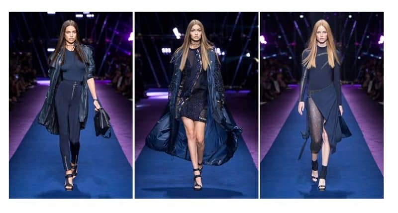 Versace Runway Fashion S/S 2017