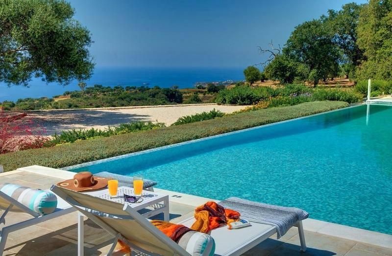A Private Summer Oasis in Cephalonia, Greece #luxury #realestate #homesforsale #dreamhomes #beverlyhills #bevhillsmag #beverlyhillsmagazine