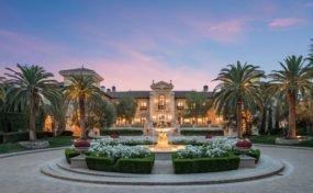 A One-of-a-Kind Mega-Mansion in Beverly Park #luxury #realestate #homesforsale #dreamhomes #beverlyhills #bevhillsmag #beverlyhillsmagazine