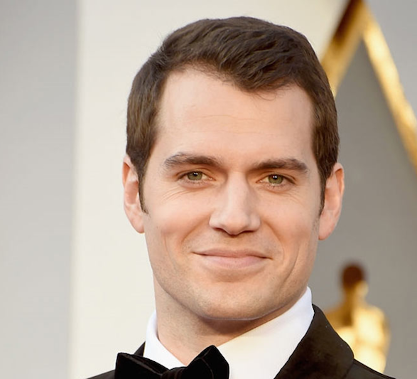 Hollywood Spotlight: Henry Cavill