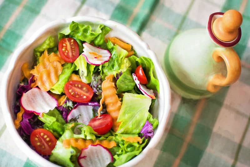 Delicious Colorful Salad and The Keto Diet #health #fitness #healthyeating #goodfood #getfit #ketodiet #diets #beverlyhills #beverlyhillsmagazine #bevhillsmag