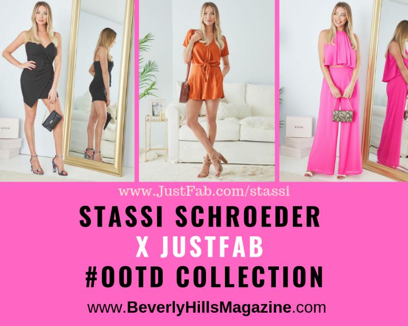 Stassi Schroeder + JustFab Create Stunning Fashion For Women #vanderpumprules #style #stassischroeder #fashion #fashionworld #celebrities #beverlyhills #bevhillsmag #beverlyhillsmagazine