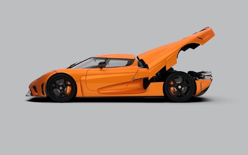 Fastest Luxury Car: The Koenigsegg Regera#luxury car#fast car#cars#cool cars#dream car#car magazine#beverly hills#beverly hills magazine