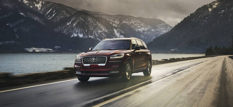 Luxury Car: The Lincoln Aviator 2020