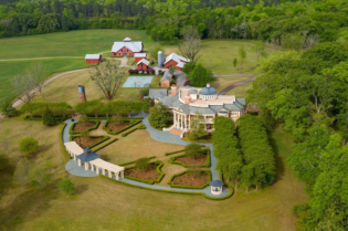 A Historic Luxury Estate: Great Hill Plantation