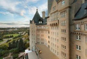 The Best Hotel in Edmonton: Fairmont Hotel Macdonald #travel #fivestarhotels #luxuryhotel #vacation #exclusivegetaway #beverlyhillsmagazine #beverlyhills #bevhillsmag
