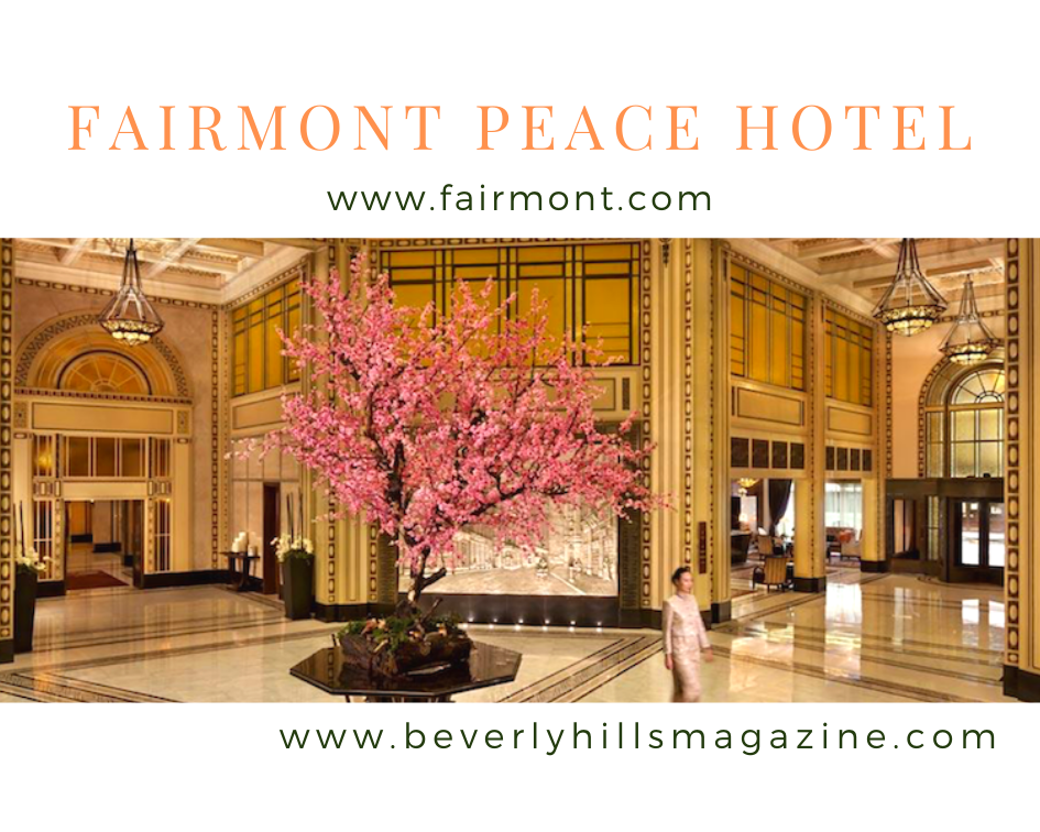 Fairmont Peace Hotel: An Asian Luxury Vacation