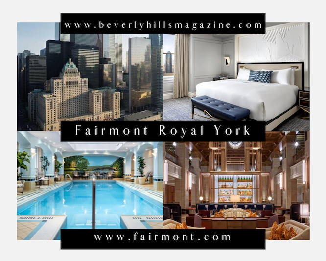 Vacation at the Fabulous Fairmont Royal York
